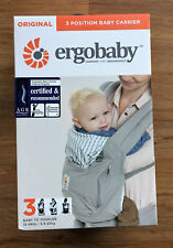 Ergobaby Babytrage Kollektion Original Baby Carrier. Dewdrop. Neuwertig