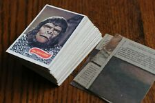 PLANET OF THE APES 1974 EXCELLENT CONDITION TOPPS GUM TRADE CARDS,PICK YOUR CARD