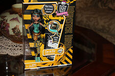 Monster High - Cleo de Nile daughter of the mummy 2010 very very rare