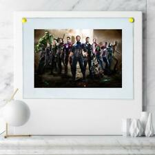 "8""X12"" Avengers Superhero HD Prints on Canvas Home decor Room Wall art Pictures"