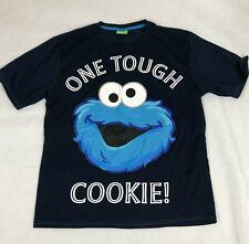 One Tough Cookie Monster Sesame Street T Shirt Top 2016