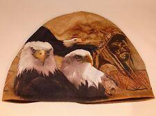American Eagle Native Indian Spirit Beanie Cap Stocking Winter Hat Free Shipping