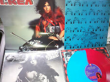 T Rex Tanx DUALCOLOURED Vinyl LP MP 3 Poster