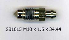 Speed Bleeder   SB1015  M10 x 1.5