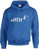Evolution of Basketball, Sports Jordan inspired Printed Hoodie UK Pullover Top