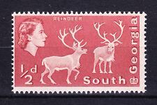 SOUTH GEORGIA 1967 - SC# 1a MNH  Perf. 14x15