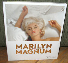 New Sealed Marilyn Monroe By Magnum Bruce Davidson Dennis Stock Eve Arnold HC DJ