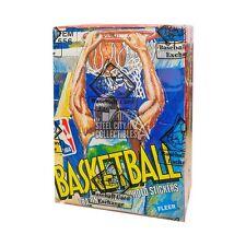 1989-90 Fleer Basketball Hobby Box - BBCE