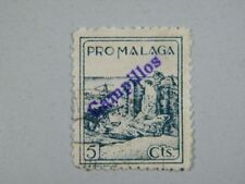 Sello Local Guerra Civil Campillos Málaga nº426 SL 3095