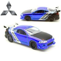 JADA 1:32 Fast And Furious 8 Mitsubishi Eclipse Diecast Car Model
