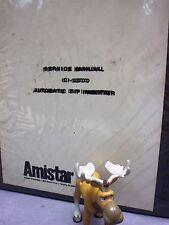 Amistar CI-3000 Automatic DIP Inserter Service Manual Copy
