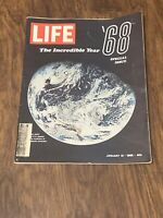 LIFE Magazine 1968 The Incredible Year Special Issue '68 FREE SHIPPING