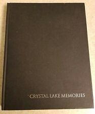 CRYSTAL LAKE MEMORIES - SEAN S. CUNNINGHAM PETER M. BRACKE (HARDCOVER) NEW