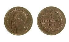 s288_39)  Vittorio Emanuele II (1861-1878)  1 Centesimo Valore 1867 M