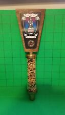 Rogue Brewing Dead Guy Wooden Tap Handle - Great Condition