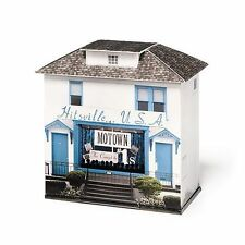 THE COMPLETE NO. 1'S MOTOWN HITSVILLE SINGLES 10 CD BOX SET