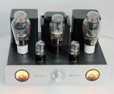 2A3C tube amplifier single-ended Class A power amplifier 4W+4W