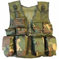 Kombat UK Kids Dpm Assault Vest One Size