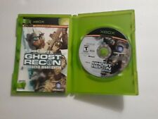Tom Clancy Ghost Recon Advanced Warfighter X Box Video Game