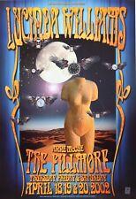 Fillmore Poster Lucinda Williams April 2002 Original Bill Graham #F519 Rex Ray