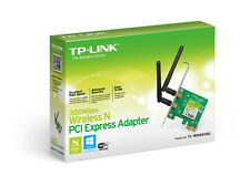 Tp Link TL WN881ND 300Mbps Wireless N PCI Express Adapter Card TL-WN881ND