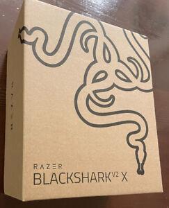 NEW Razer Blackshark V2 X Black / Green Wired Gaming Headset RZ04-03240200-N3M1