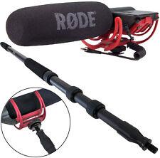 Rode videomic rycote caméra-Microphone + KEEPDRUM mpb01 pro Boompole 3m admission