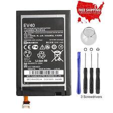 New EV40 3200mAh Internal Battery For Motorola Razr Maxx HD XT926 SNN5913 +Tools