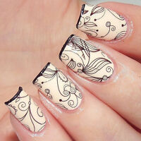 2Sheets Nail Art Manicure Wraps Water Decal Transfer Stickers BORN PRETTY BP-W11