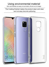 IMAK Full Transparent Crystal Clear Hard Cover Case For Huawei Mate 20 / Pro / X