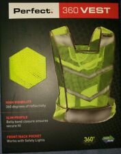 Reflective Safety 360 Vest - Yellow New