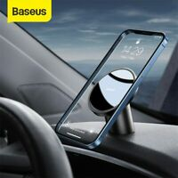 Baseus Magnetic Car Phone Stand Support Clip Mount Holder Air Vent For Universal