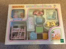 Sylvanian Families Japanese Baby Nursery Furniture Set BNIB