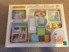 Sylvanian families muebles de habitación de bebé japonés Nuevo Y En Caja