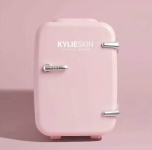 Kylie Skin Limited Edition Mini Fridge In Hand, Fast Free Shipping!!