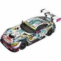 Hatsune Miku GT Project 1/43 Good Smile AMG 2018 Final Ver. w/ Tracking NEW