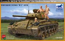 "Bronco 1/35 français M24 ""chaffee'in Indochine # CB35166"