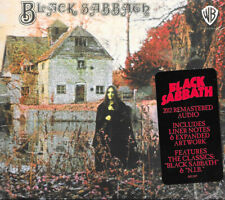 Black Sabbath [Digipak] by Black Sabbath (CD, Aug-2016) New Sealed (C195)