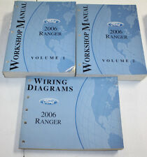 2006 Ford Ranger Manual & Wiring Diagram