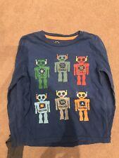 Mini Boden Boys 3/4 Robot Shirt