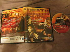 Death Warrior de Bill Corcoran avec Hector Echavarria, DVD, Action/MMA