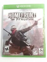 Homefront The Revolution Xbox One New Region Free