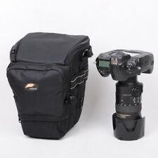 Camera Bag For DSLR + Grip + Lens, Canon 5D3+70-200, Nikon D810+70-200, 1DX D4