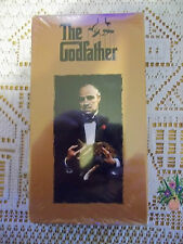 The Godfather (VHS, 1997, 2-Tape Set, Closed Captioned)