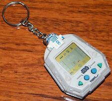 Vintage Star Wars 1997 R2D2 Giga Virtual Friend Pet Key Chain Tiger Electronics