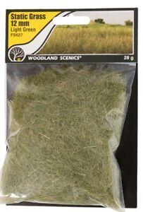 Woodland Scenics Static Grass Light Green 12mm # FS627