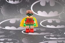 Lego Mini Figure The Batman Movie Robin with 2-Sided Head from Set 70917