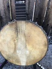 Vintage 1920's 5 String Banjo