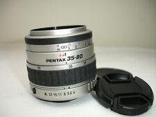 SMC PENTAX - FA 35-80 mm F 4-5.6 AF lens VGUC  SN5985691