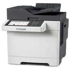 Lexmark CX510de MFP Colour Laser Printer Scanner Copy Fax Duplex Printing